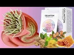 гельмитон (Gelmitol) - в аптеке- развод